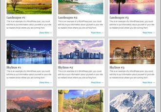 Expose Theme von StudioPress – Fotos und Präsentationen