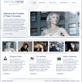 Bildschirmfoto des Crystal Theme für Genesis von StudioPress