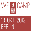 WP Camp Deutschland 2012 in Berlin