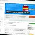 WooCommerce Deutsch (de_DE) - mein deutsches Sprach-Plugin für Shopbetreiber